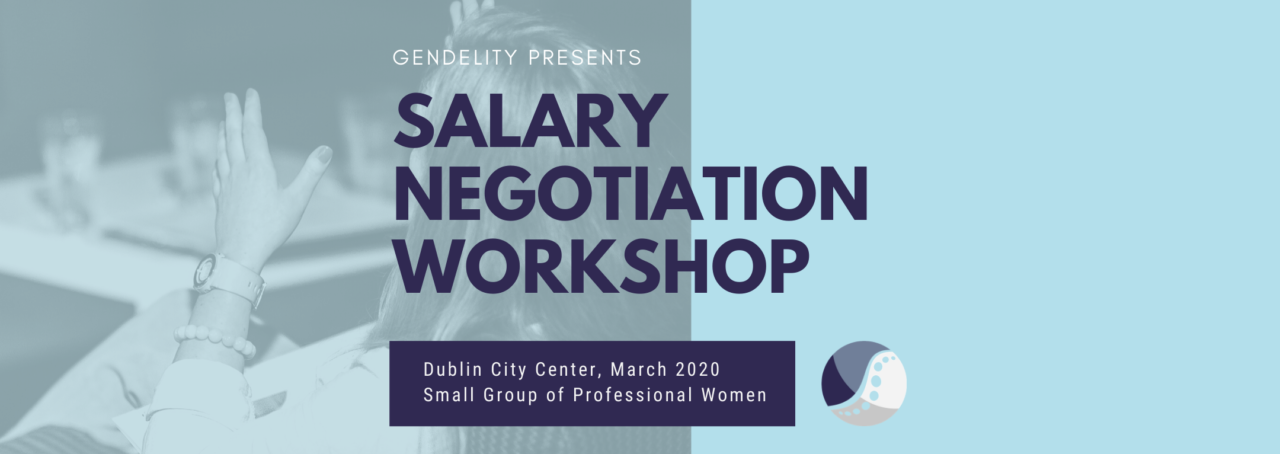 Photography of Woman discussing in a Salary Negotiation Workshop