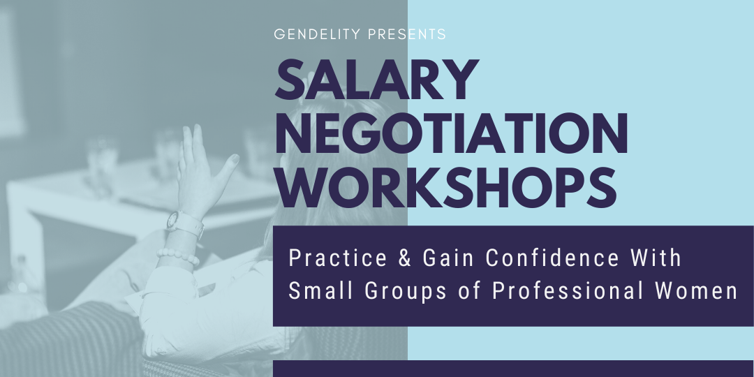 Salary Negotiation Workshop for Small Groups of Professional Women in Ireland