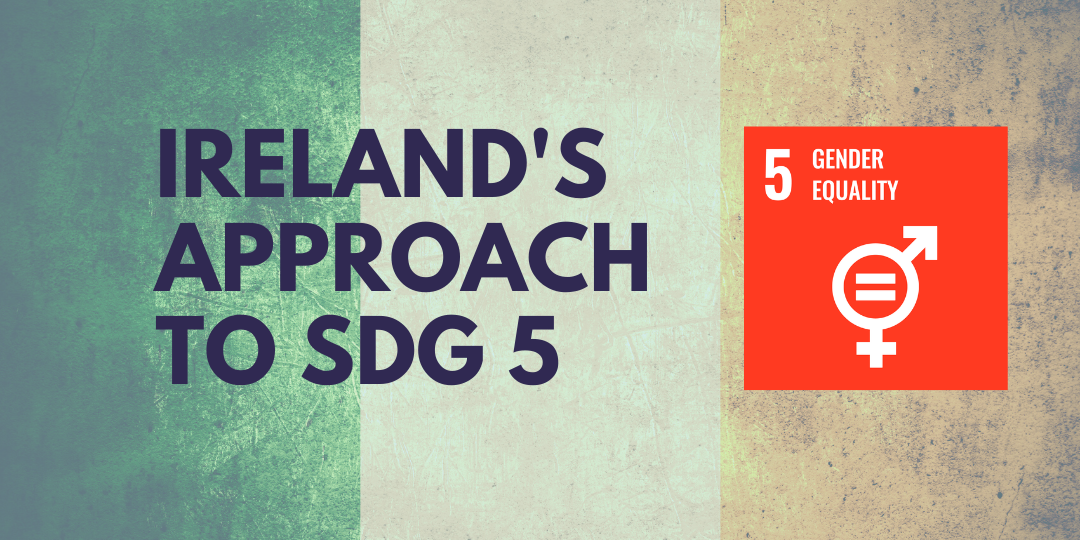 Ireland's Approach to SDG 5 - feature image