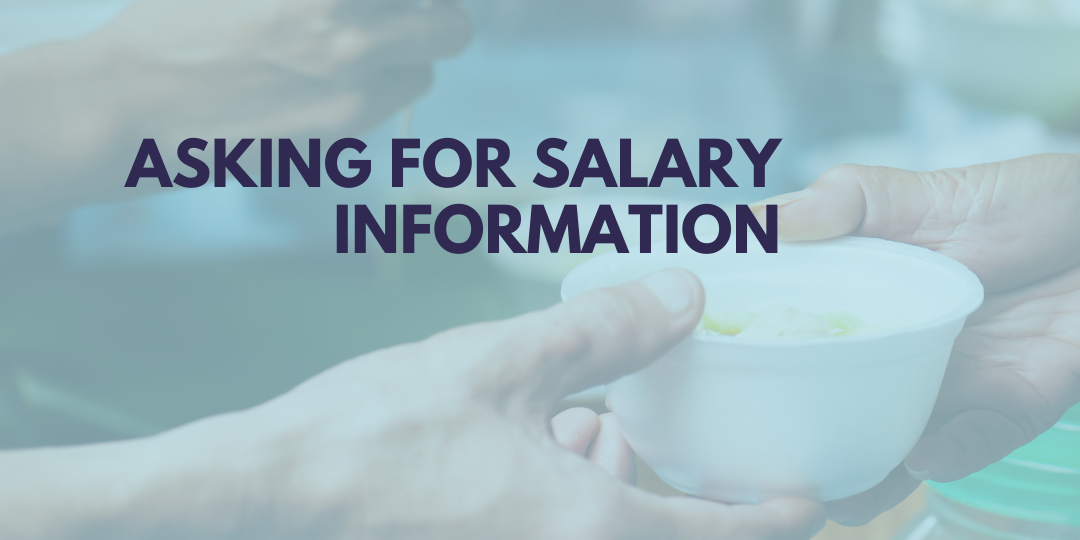 Share Salary Information