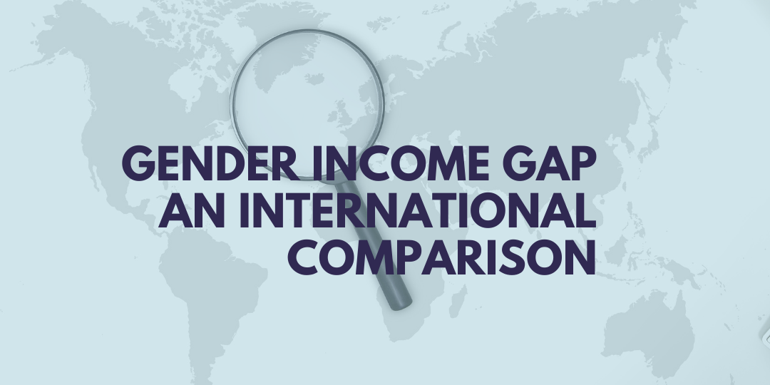 International Comparison of Gender Income Gaps